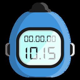 Icono de reloj de buceo