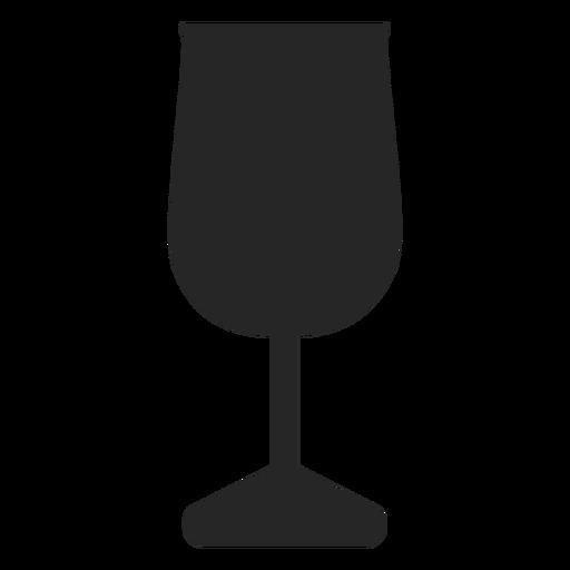 Beba o ícone plana de vidro Transparent PNG