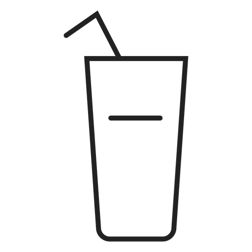 Drinking glass icon Transparent PNG
