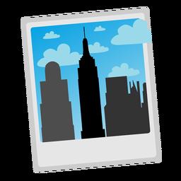 Empire State Bulding Foto-Symbol