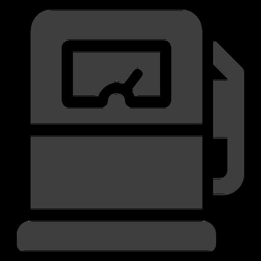 Ícone dispensador de combustível Transparent PNG