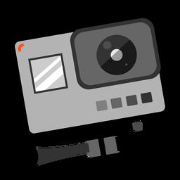 Gopro ícone de câmera de foto
