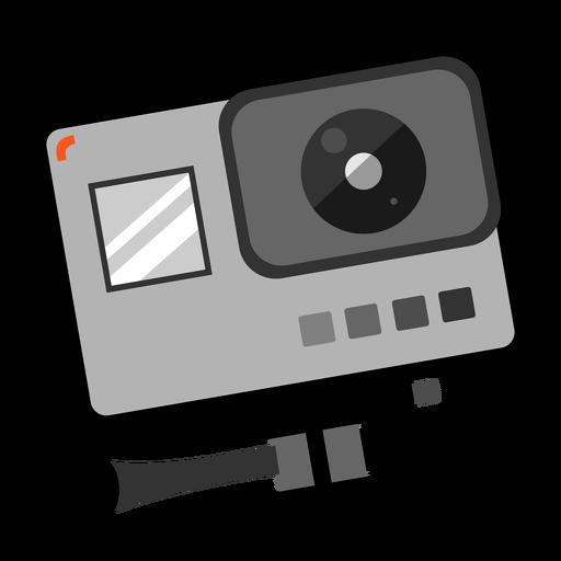 Ícone de câmera fotográfica Gopro Transparent PNG