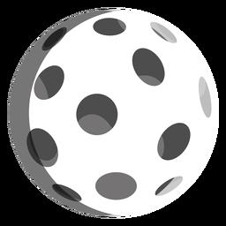 Icono de pelota de hockey