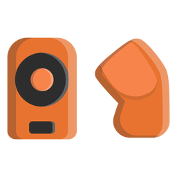 Hockey elbow pads icon