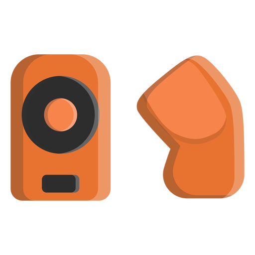 Hockey elbow pads icon Transparent PNG