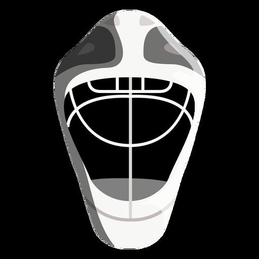 Hockey helmet icon Transparent PNG