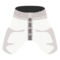 Hockey pants icon