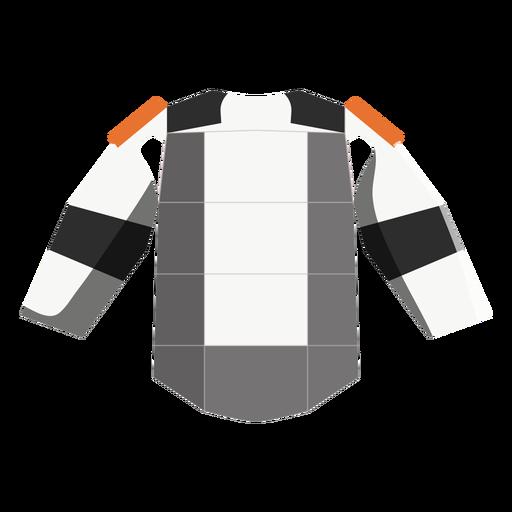Hockey shoulder pads icon Transparent PNG
