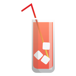 Ice tea icon