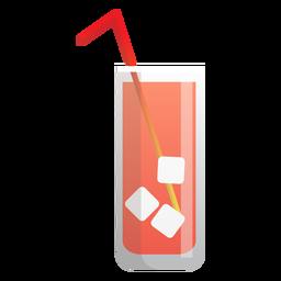Icono de té helado