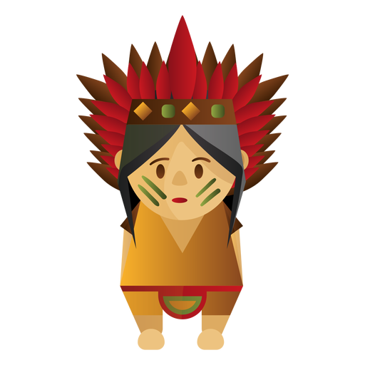 Indian character illustration Transparent PNG