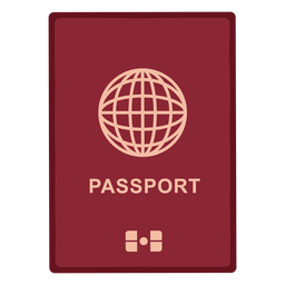 Internationales Pass-Symbol