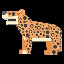 Ilustração de jaguar