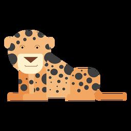 Leopardabbildung