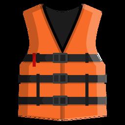 Ícone colete salva-vidas