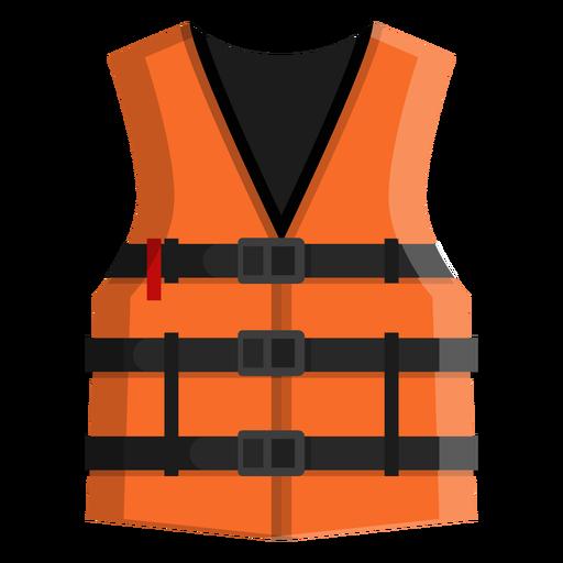 Ícone colete salva-vidas Transparent PNG