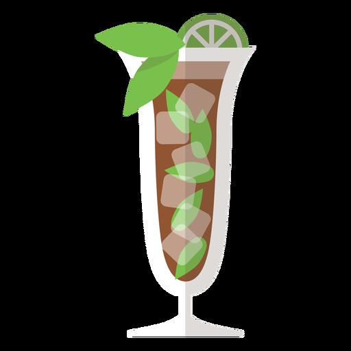 Icono de cóctel Long Island Transparent PNG