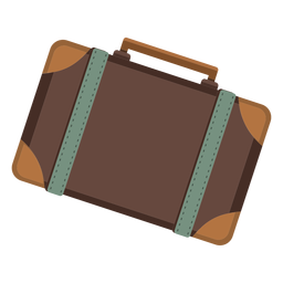 Luggage suitcase icon