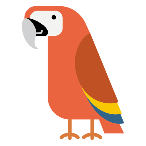 Macaw parrot bird illustration Transparent PNG