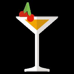 Icono de cóctel de Manhattan