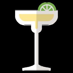 Icono de cóctel margarita