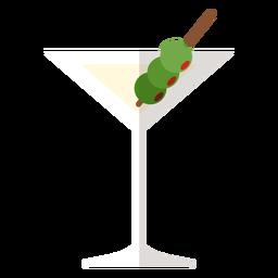 Icono de cóctel martini