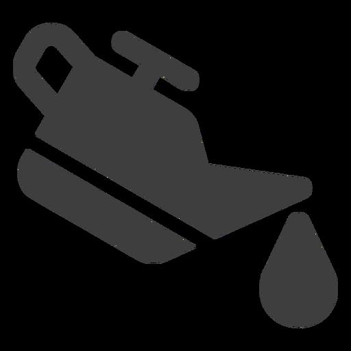 Icono del dispensador de aceite del motor Transparent PNG