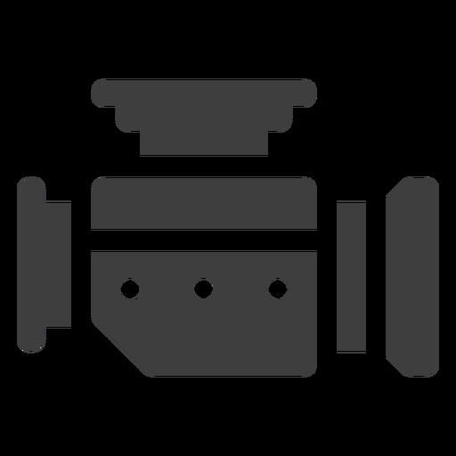 Icono de carburador de motocicleta Transparent PNG