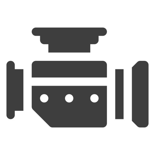 Motorcycle carburetor icon Transparent PNG