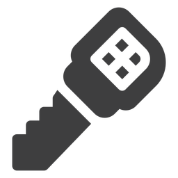 Motorcycle key icon