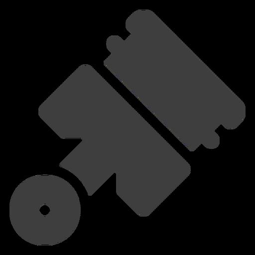 Icono de pistón de motocicleta Transparent PNG