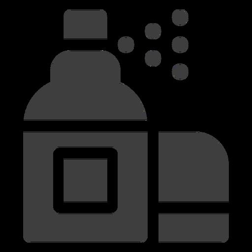 Icono de limpiador de aerosol de motocicleta Transparent PNG