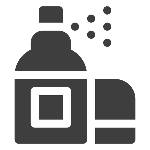 Motorcycle spray cleaner icon Transparent PNG