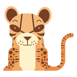 Ocelot illustration