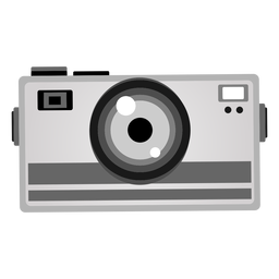 Ícono de cámara fotográfica iconos de viaje