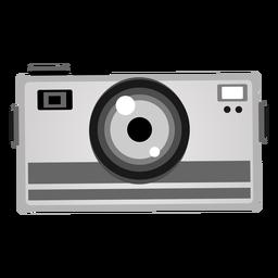 Iconos de viaje de icono de cámara de foto