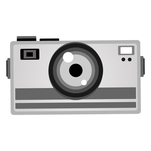 Photo camera icon travel icons