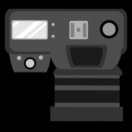 Ícone de vista superior da câmera fotográfica Transparent PNG