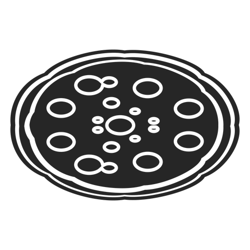 Pizza flat icon Transparent PNG