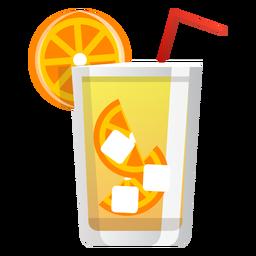 Ícone de cocktail chave de fenda