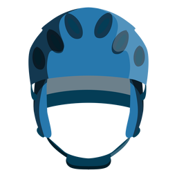 Ski helmet icon