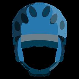 Ski helmet icon