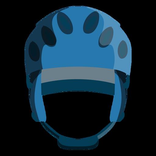 Icono de casco de esquí