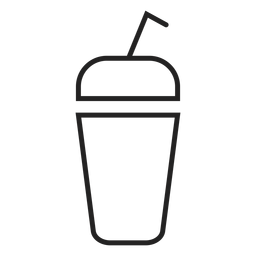 Smoothie-Cup-Symbol