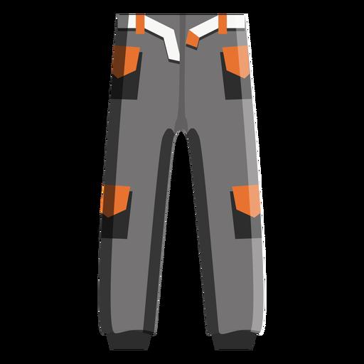 Snowboard pants icon