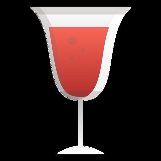 Espumante ícone de copo de vinho vermelho Transparent PNG