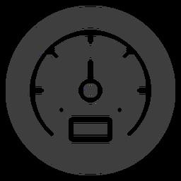 Icono del medidor de velocidad
