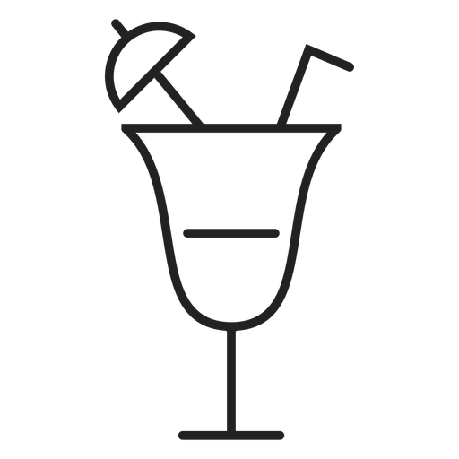 summer cocktail icon transparent png svg vector file summer cocktail icon transparent png