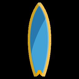 Surfbrett-Symbol